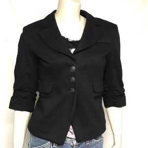 INC casual short jacket